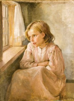 rzsevskaya_antonina_girl_at_the_window