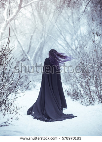 stock-photo-the-girl-a-demon-walks-alone-she-is-wearing-a-long-black-traveling-cloak-576970183