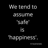 Safe or Happy - What do you choose for her?